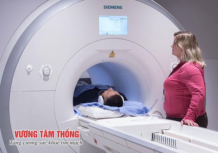 Chụp MRI chẩn đoán bệnh tim thiếu máu cục bộ